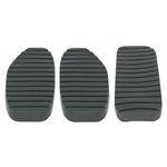 روکش پدال خودرو مدل dEn-01 مناسب برای دنا مجموعه 3 عددی thumb