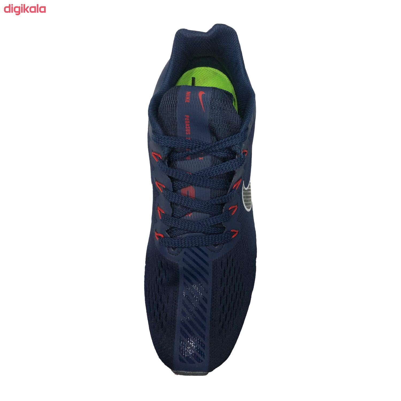 کفش مخصوص پیاده روی مردانه نايكي مدل zoom