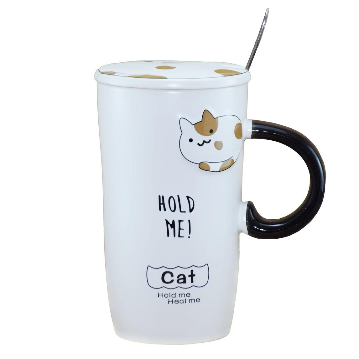 ماگ طرح گربه مدل miu4