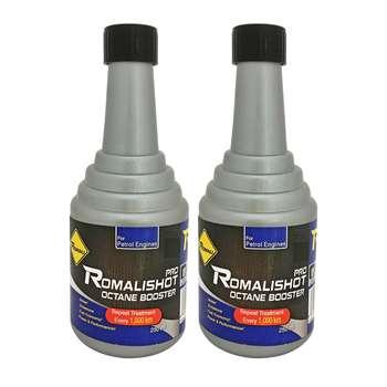 مکمل سوخت رومالی مدل پرو  Romalishot Proحجم 250 میلی لیتر  بسته 2 عددی