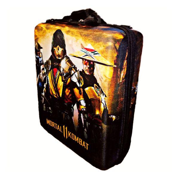 کیف حمل پلی استیشن ۴ مدل Mortal Kombat کد ۱۰۱۳