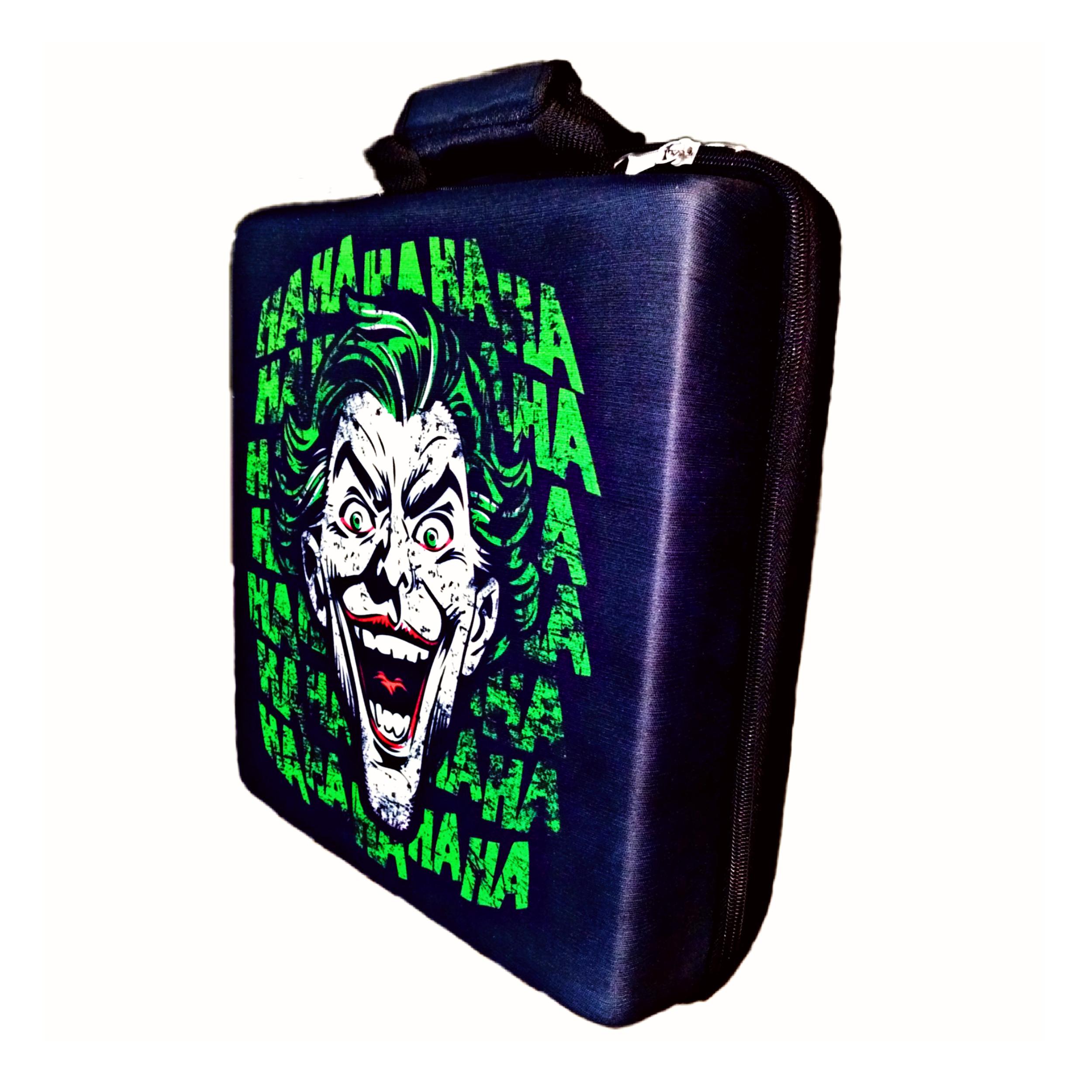 کیف حمل پلی استیشن ۴ مدل Joker کد ۱۰۱۴