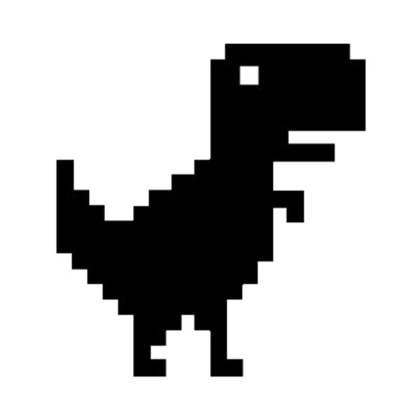 استیکر طرح دایناسور کد 1778