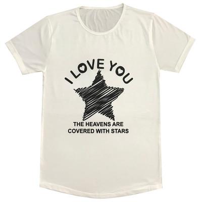 تصویر تی شرت زنانه کد 1012