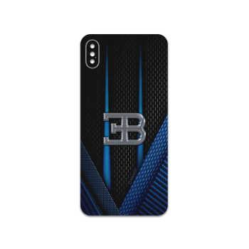برچسب پوششی ماهوت مدل BUGATTI مناسب برای گوشی موبایل اپل iPhone XS Max