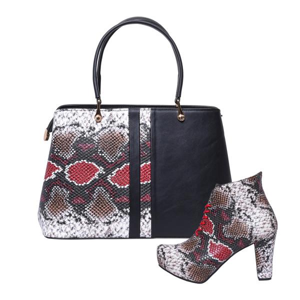 ست کیف و کفش زنانه کد ۰۰۴۹