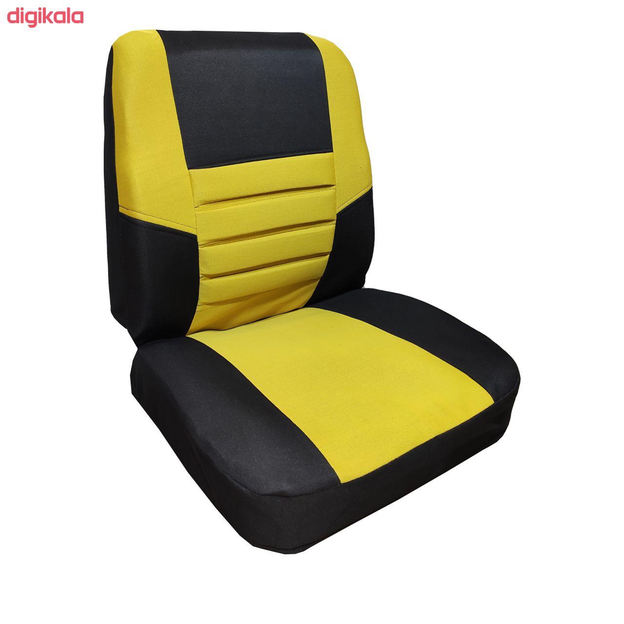 روکش صندلی خودرو مدل 2002 مناسب برای پراید صبا main 1 10
