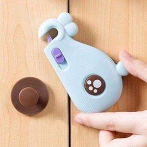 قفل درب کابینت مدل 112