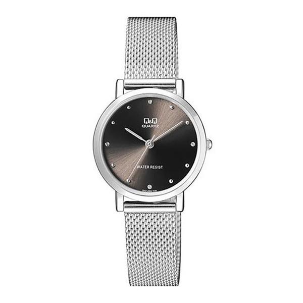 ساعت مچی عقربه ای زنانه کیو اند کیو مدل qa21j222y