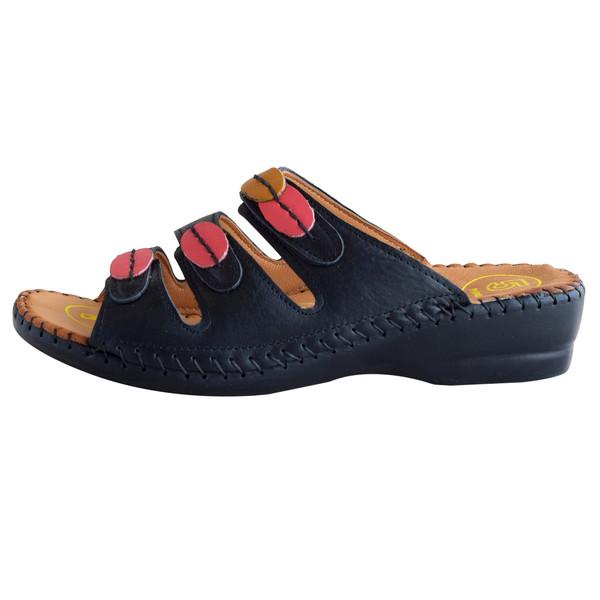 دمپایی زنانه کفش آداک کد 106 رنگ مشکی