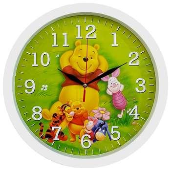 ساعت دیواری کودک  کد 310-POOH-W