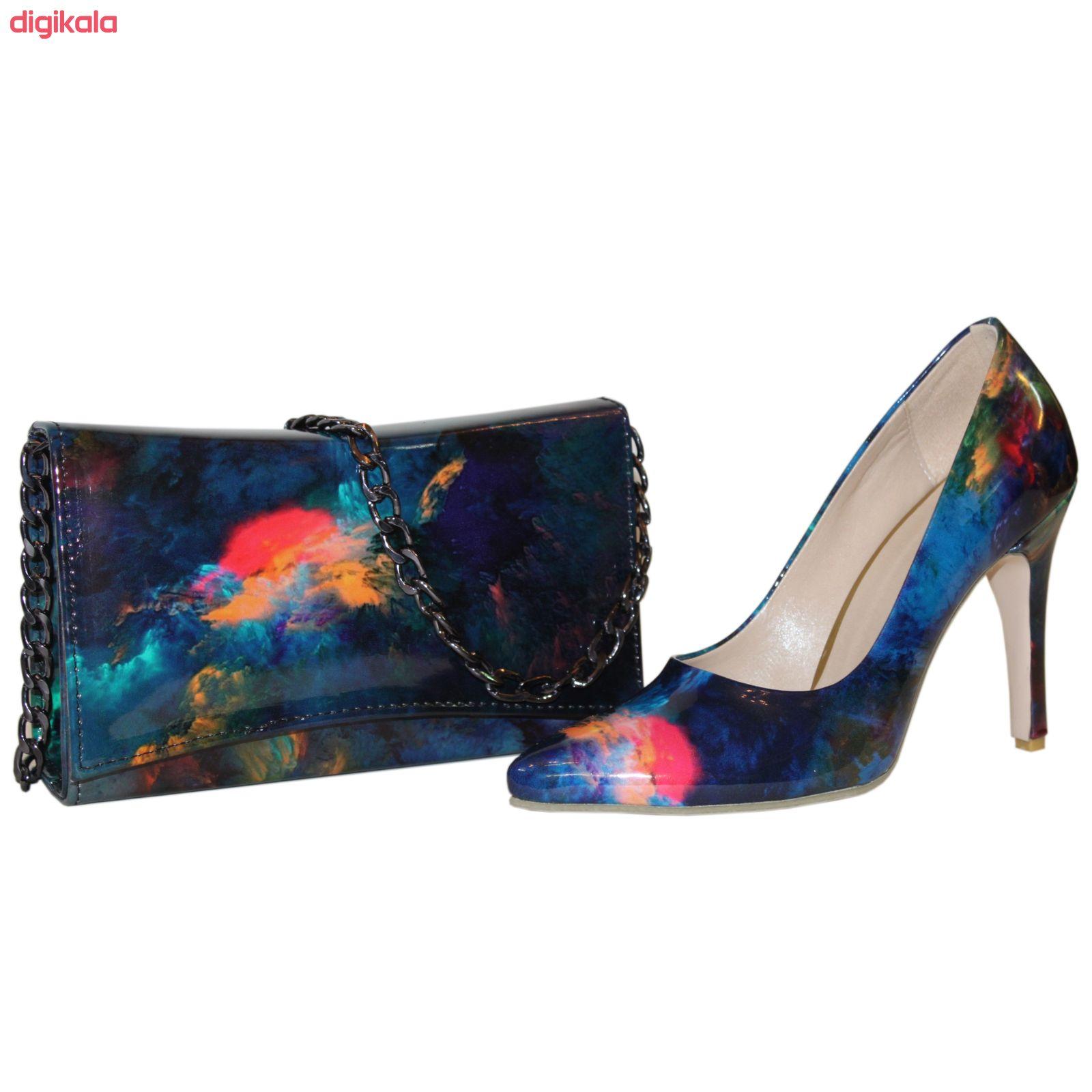 ست کیف و کفش زنانه کد 310 main 1 1