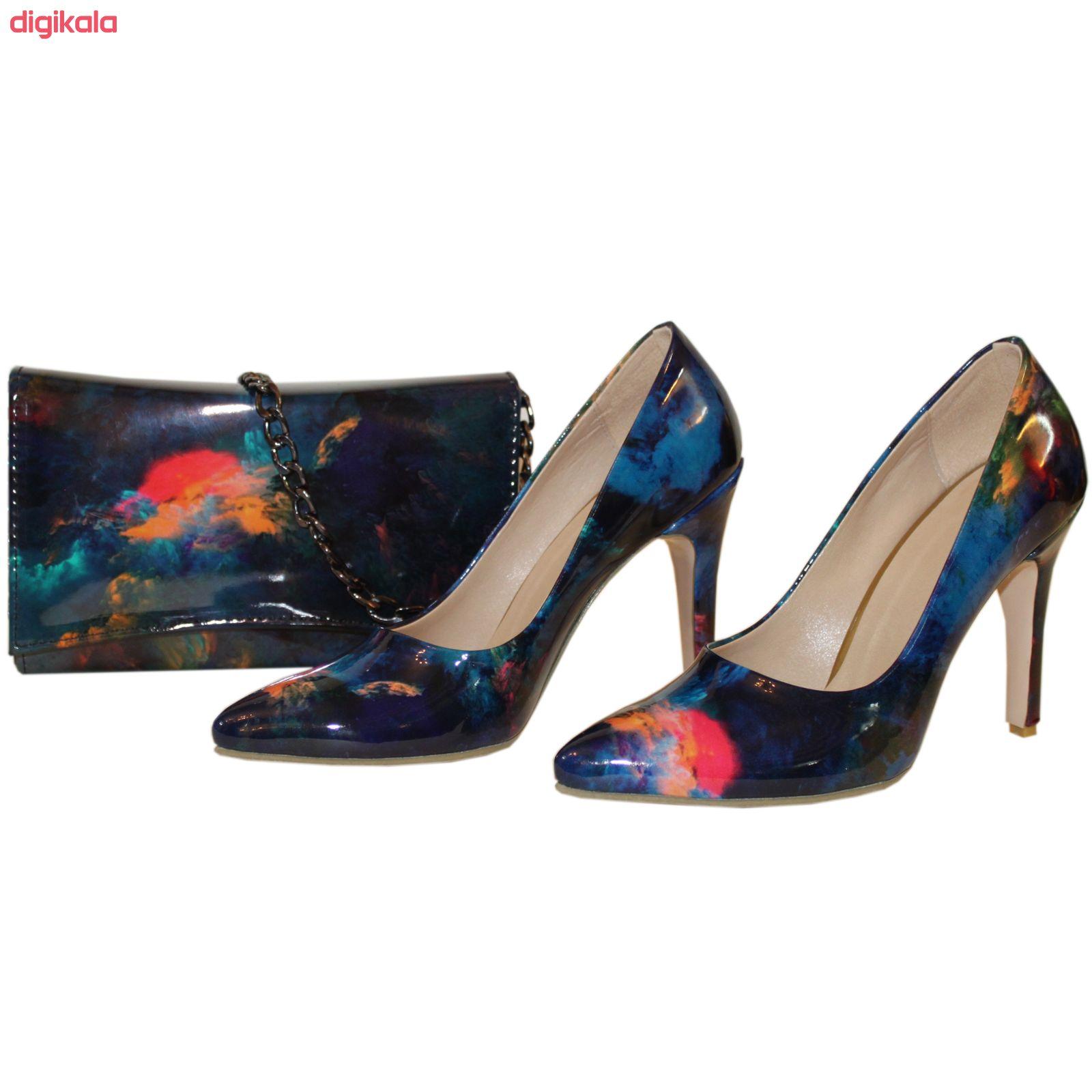 ست کیف و کفش زنانه کد 310 main 1 3