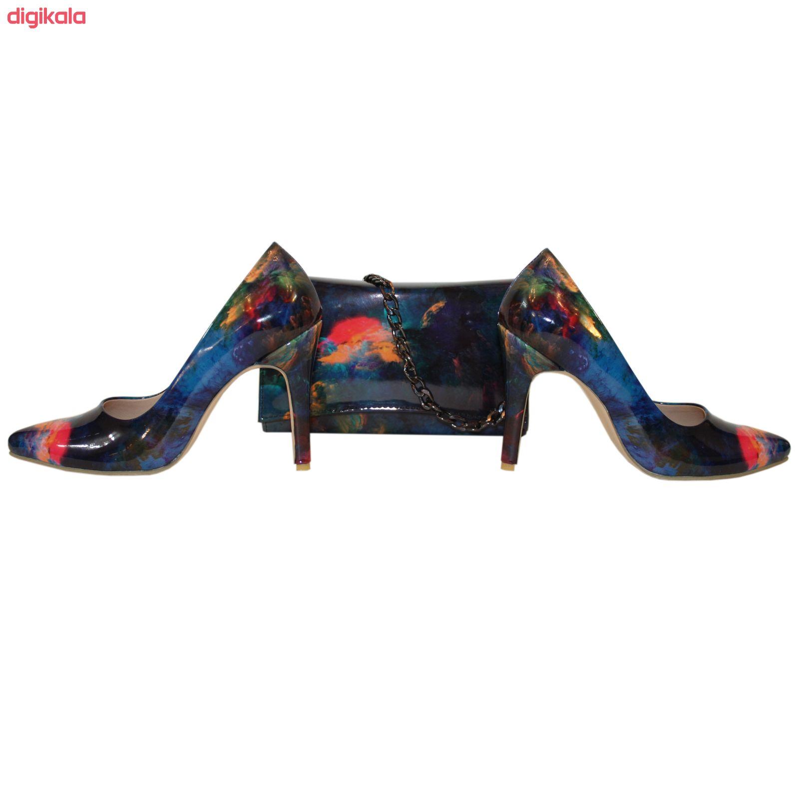 ست کیف و کفش زنانه کد 310 main 1 4