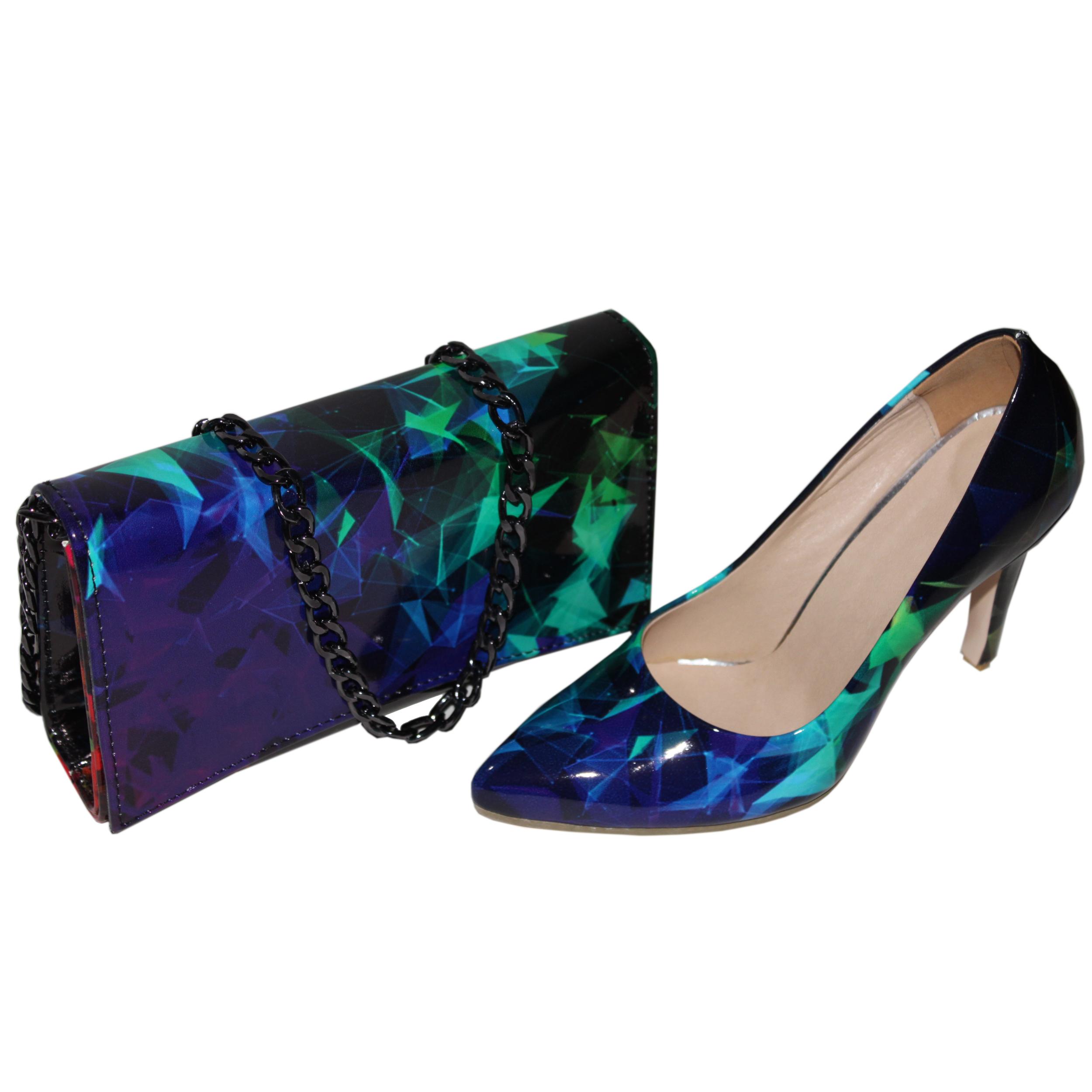 ست کیف و کفش زنانه کد 324