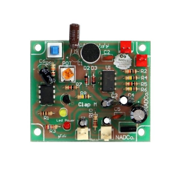 ماژول تشخیص صدای ضربه ای نادکو مدل CP-D
