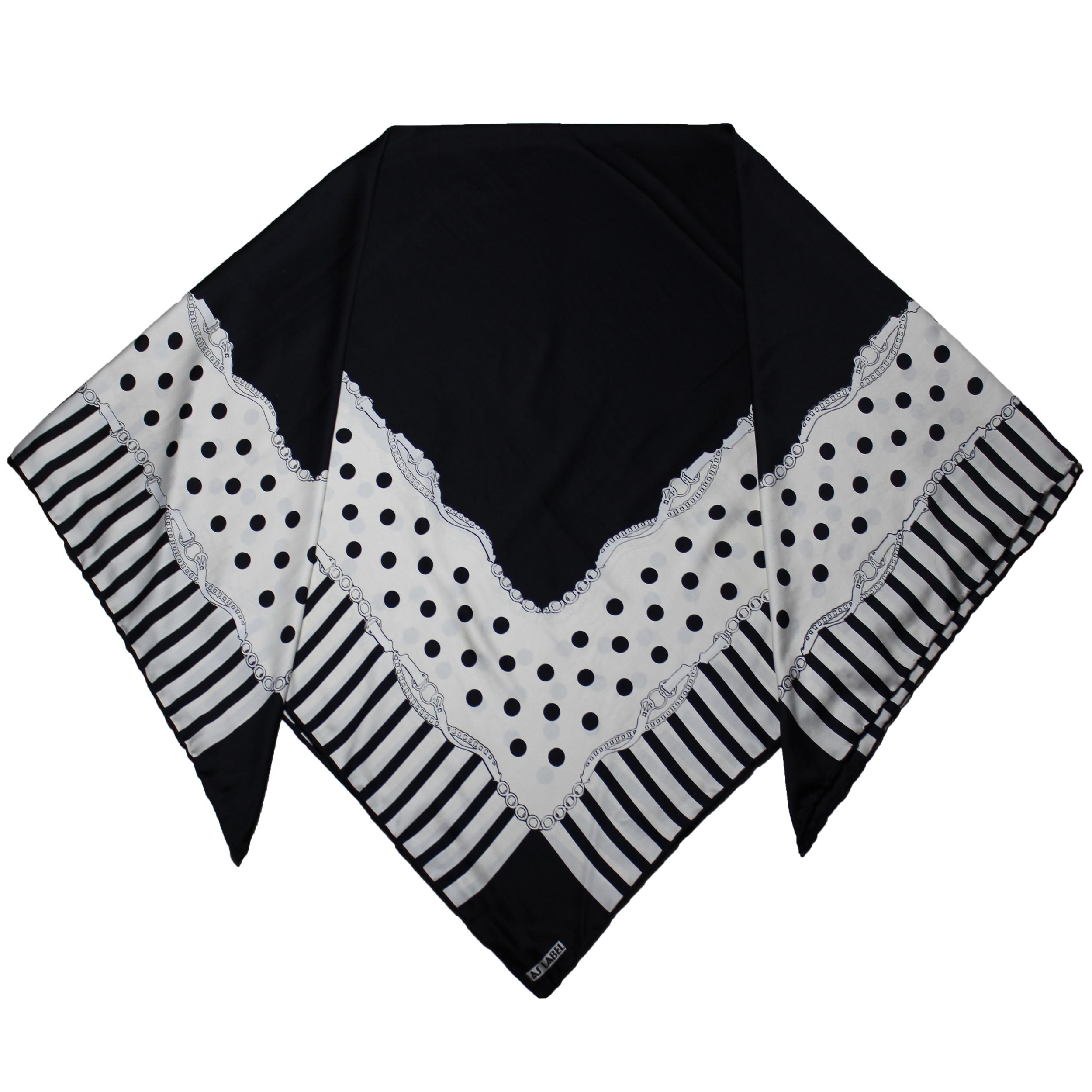 روسری زنانه آسلابل مدل AL03
