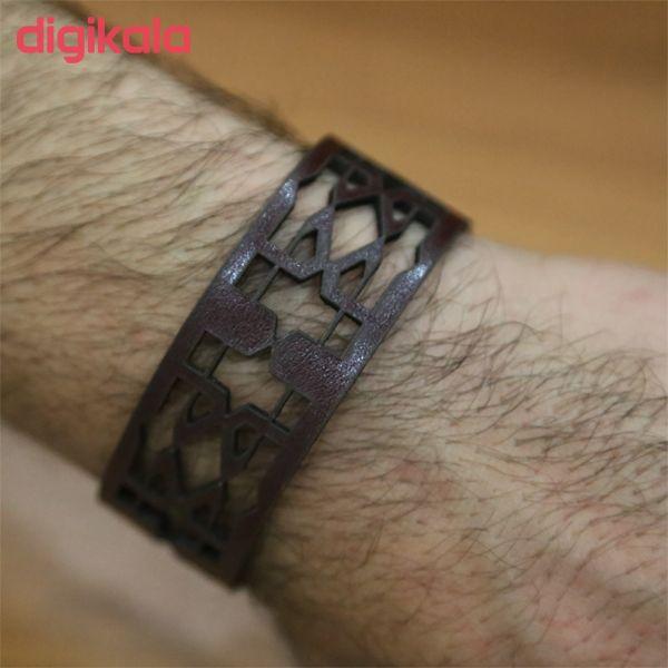 دستبند مدل اسلیمی کد 55 main 1 2