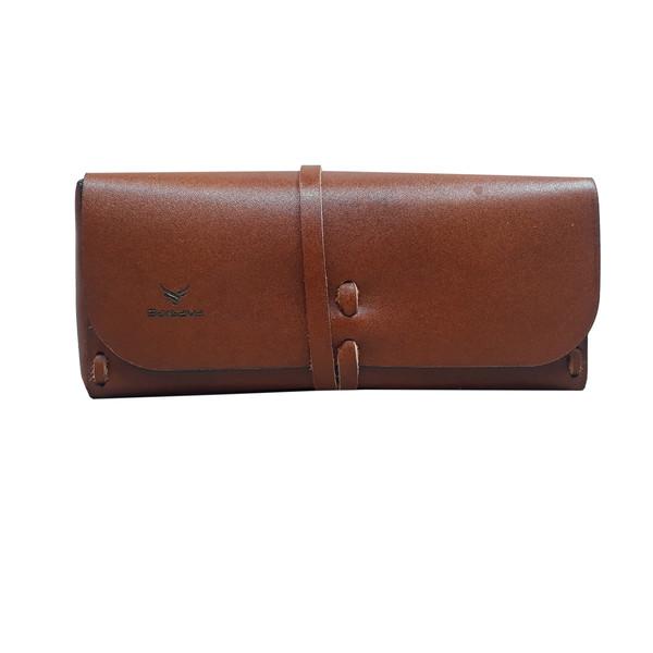کیف آرایش چرمی بارثاوا کد 1856