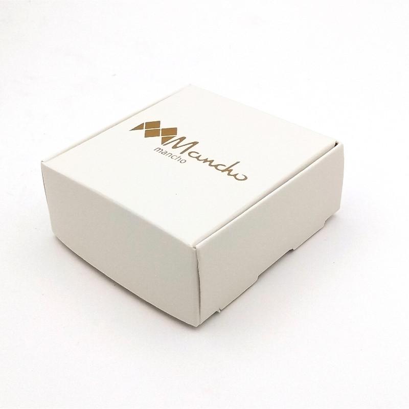 گوشواره طلا 18 عیار زنانه مانچو مدل efgs007