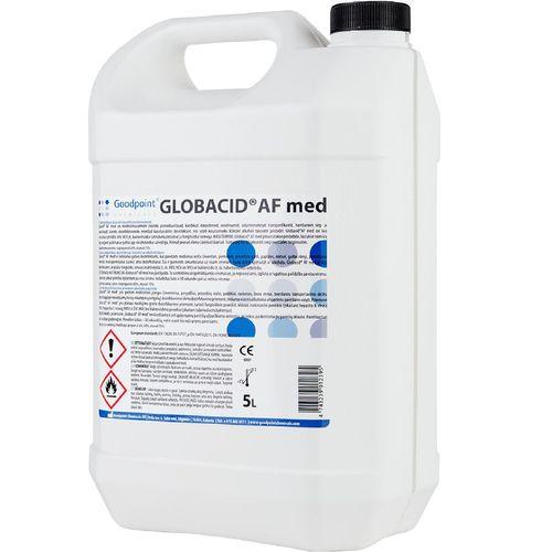 محلول ضدعفونی کننده گودپوینت کمیکالز مدل Globacid AF حجم 5 لیتر