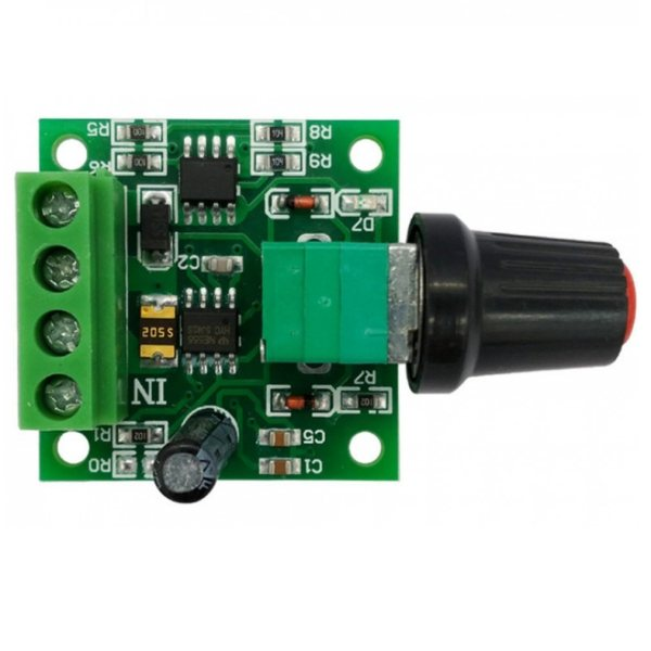 ماژول کنترل سرعت موتور مدل 1803BK - DC