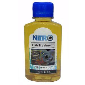 محلول ضد انگل آکواریوم نیترو مدل A7 حجم 70 میلی لیتر