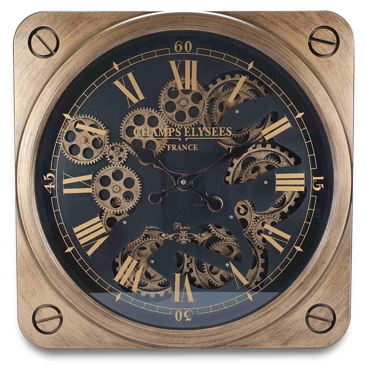ساعت ديواري شانزه ليزه مدل 17033A