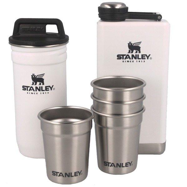 فلاسک استنلی سری ادونچر ظرفیت 0.236 لیتر به همراه ماگ و لیوان