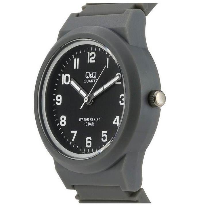 کد تخفیف                                      ساعت مچی عقربه ای مردانه کیو اند کیو مدل VR94J002Y