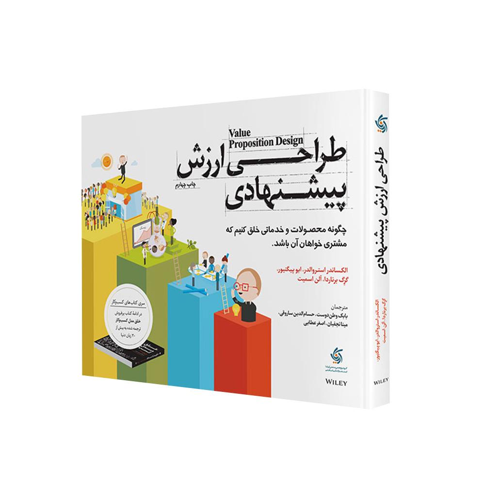خرید                      کتاب طراحی ارزش پیشنهادی اثر جمعی از نویسندگان انتشارات آریاناقلم
