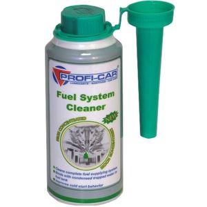 تمیز کننده سیستم سوخت بنزینی پروفی کار مدل FUEL SYSTEM CLEANER حجم 250 میلیلیتر