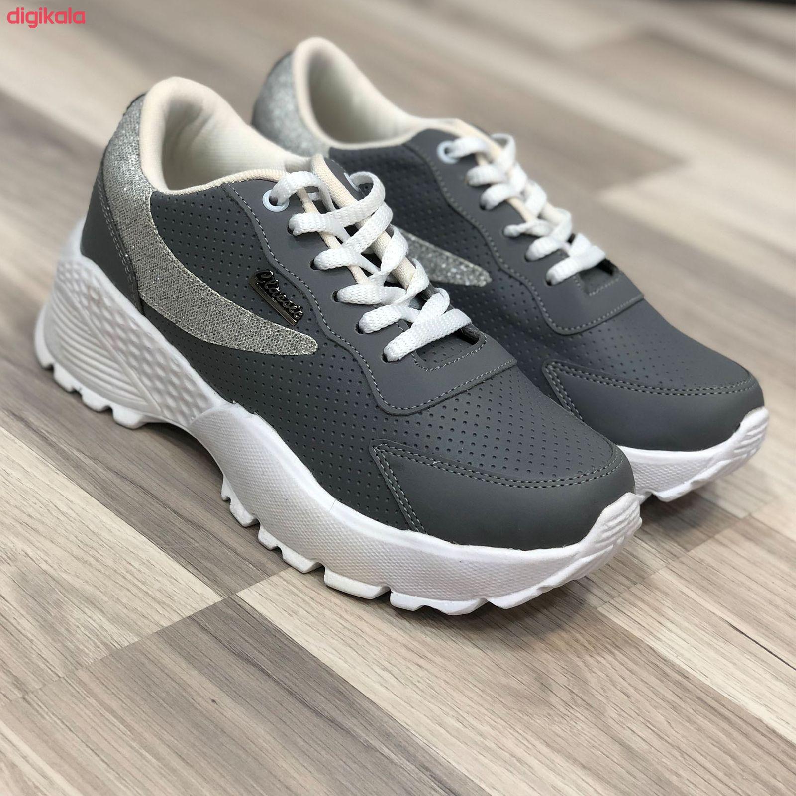 کفش مخصوص پیاده روی زنانه کد Go321 main 1 4