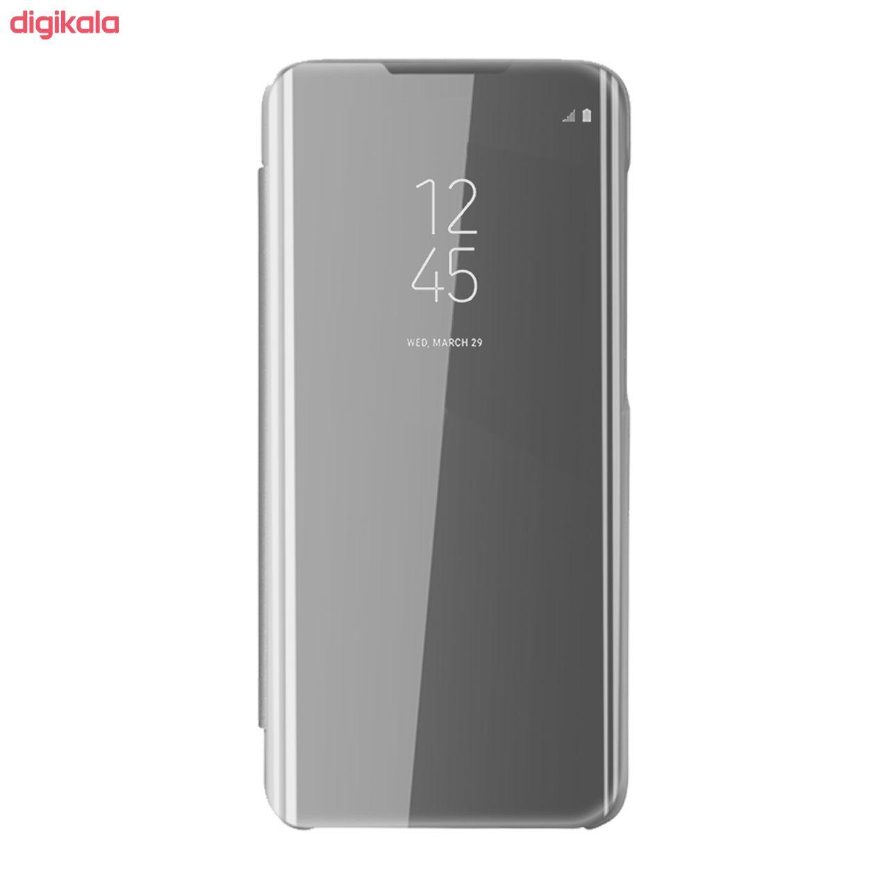 کیف کلاسوری مدل M-C-View مناسب برای گوشی موبایل سامسونگ Galaxy A50/A30S/A50S