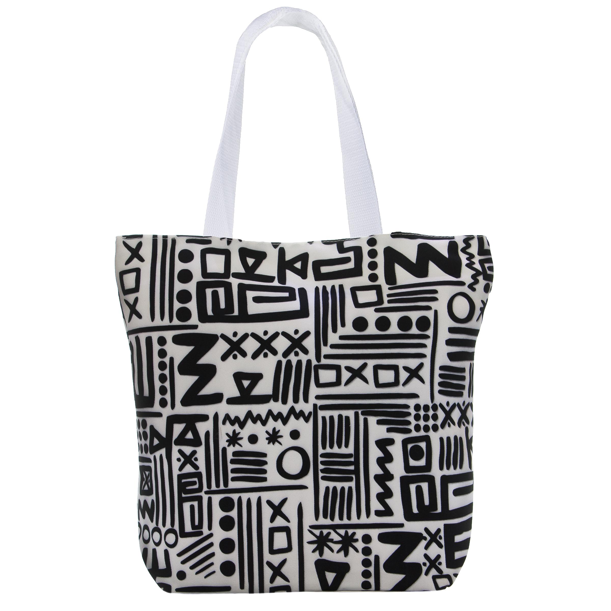 خرید                                      کیف دستی زنانه طرح خط میخی مدل casper 10
