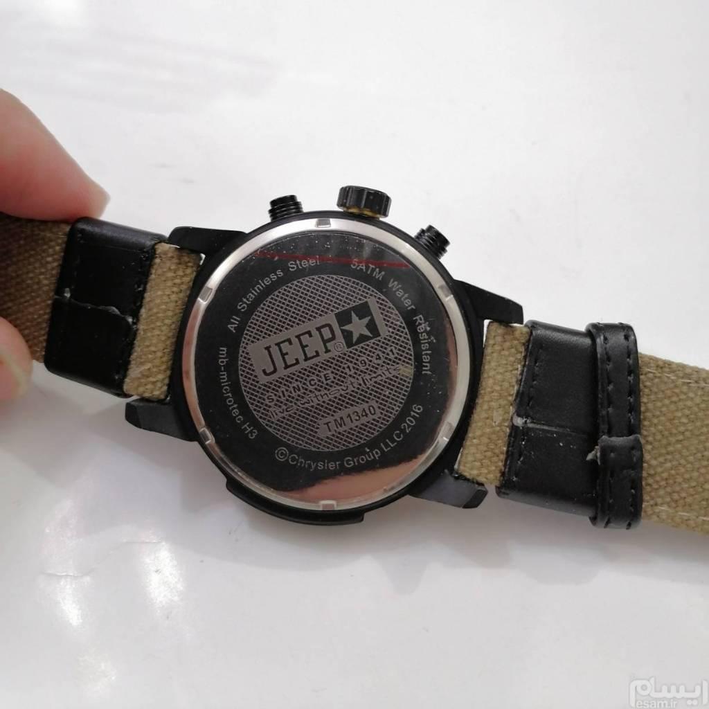 کد تخفیف                                       ساعت مچی عقربه ای مردانه کد TM1340                      غیر اصل
