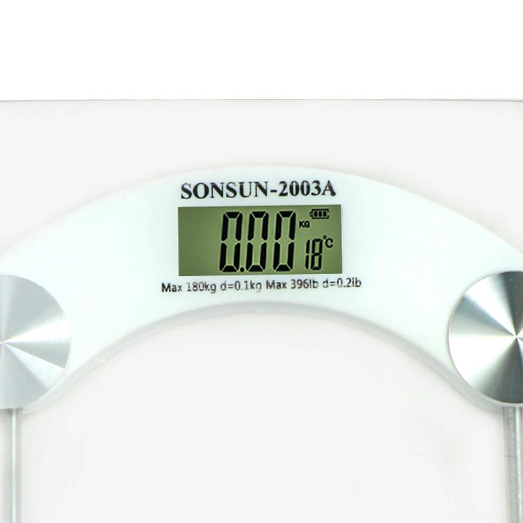 ترازو دیجیتال سان سان مدل 2003A کد 8080
