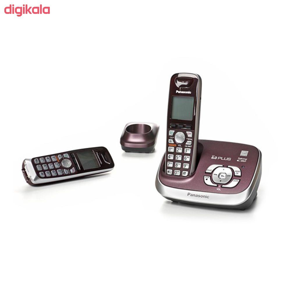 تلفن بی سیم پاناسونیک مدل KX-TG6572 main 1 4