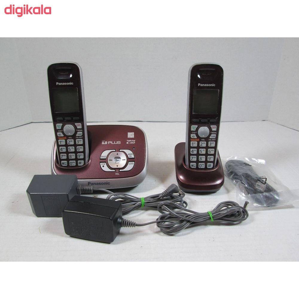 تلفن بی سیم پاناسونیک مدل KX-TG6572 main 1 5