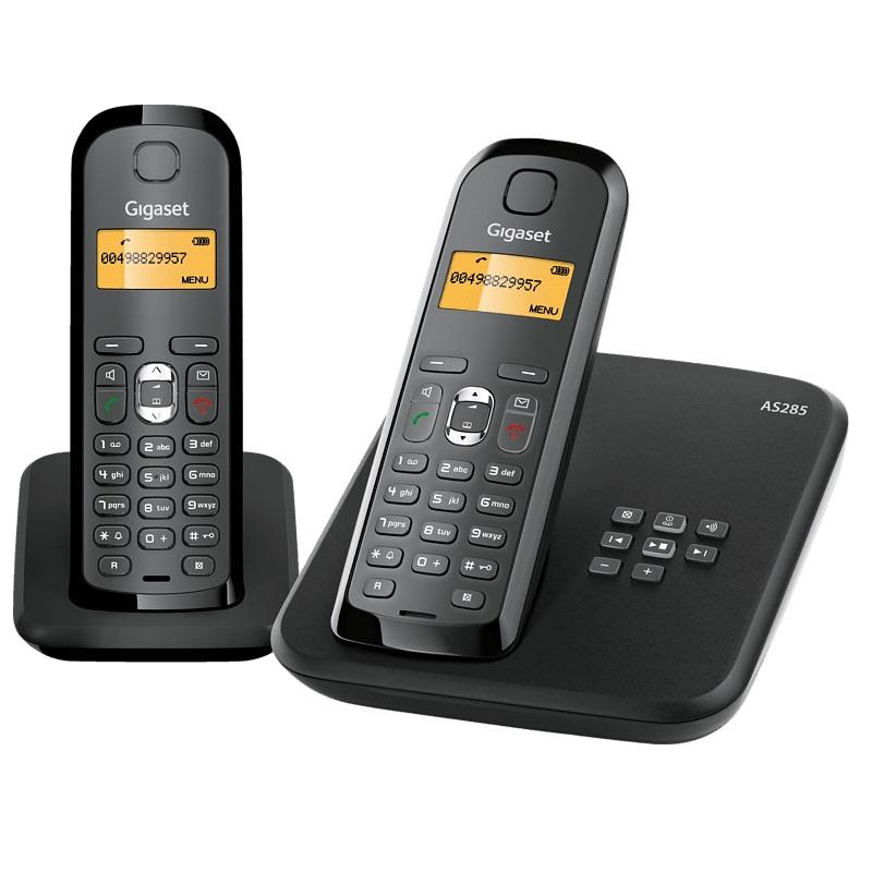 تلفن بی سیم گیگاست مدل AS285 DUO