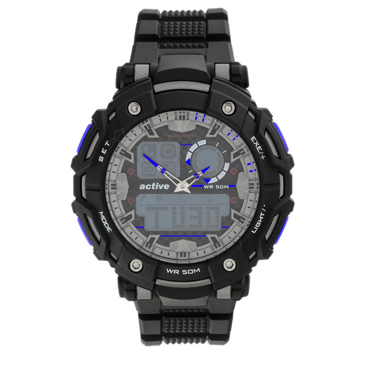 بررسی و {خرید با تخفیف}                                     ساعت هوشمند اکتیو مدل YP14653 - ME- AB                             اصل