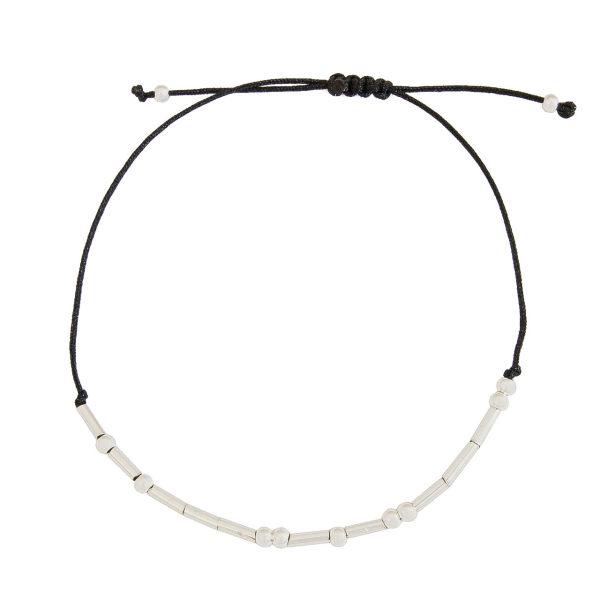 دستبند نقره کد JOU006
