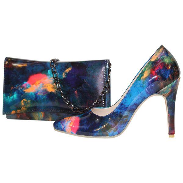 ست کیف و کفش زنانه کد 310