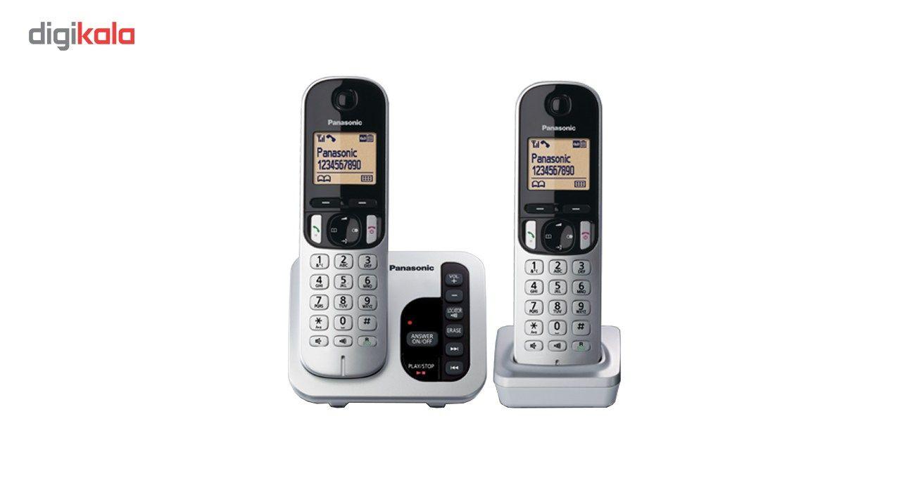 تلفن بیسیم پاناسونیک مدل KX-TGC222 main 1 3