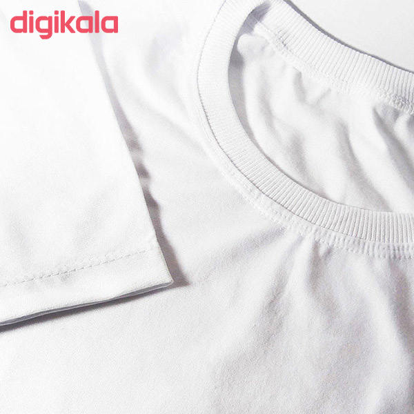 تی شرت آستین کوتاه زنانه طرح فرندز کد 35123 main 1 2