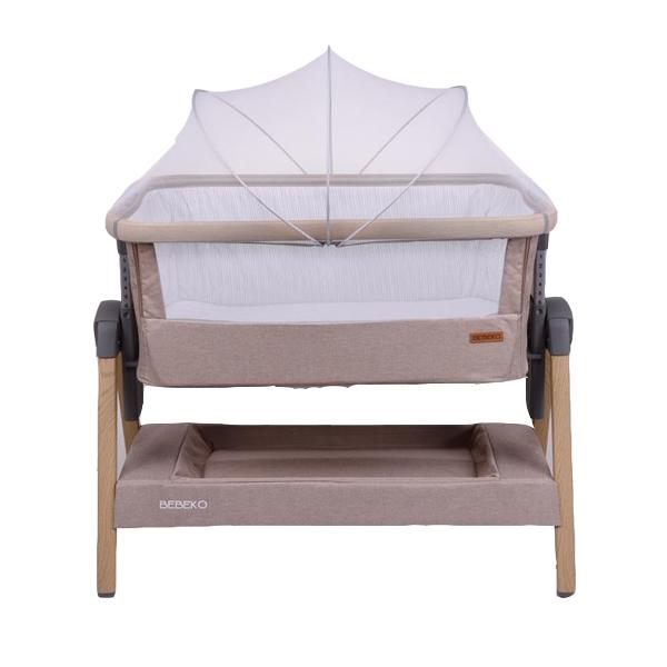 تخت کنار مادر ببکو مدل رویال