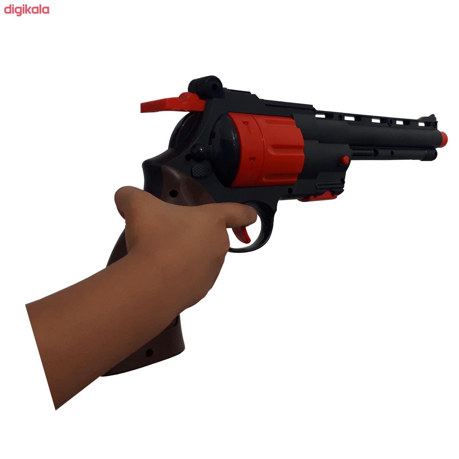 تفنگ بازی مدل ARMY کد 006