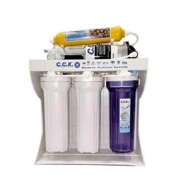 دستگاه تصفیه کننده آب خانگی سی سی کا مدل ms 102