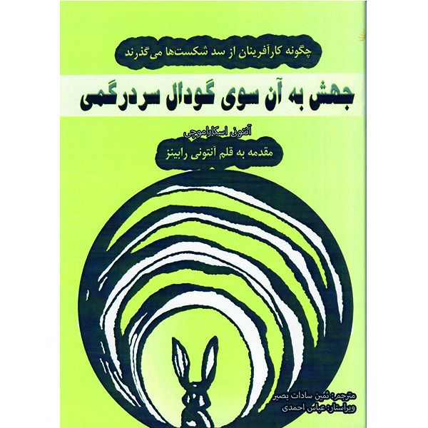 کتاب جهش به آن سوی گودال سردرگمی اثر آنتونی اسکاراموچی نشر راوشید