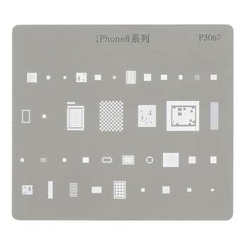 شابلون مدل P3067 مناسب برای گوشی موبایل اپل iPhone 8G